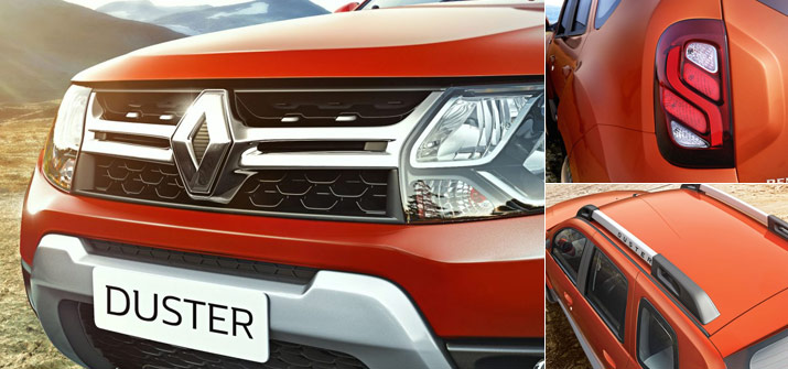 Renault Duster - Designed for Adventure