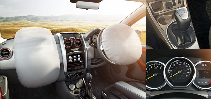 Renault Duster - Go further with Technology
